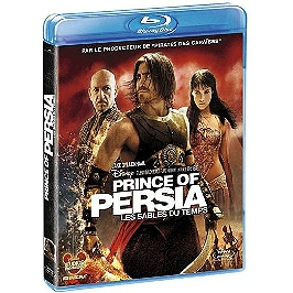 Prince of Persia, Blu-ray