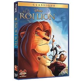 Le Roi Lion, Dvd