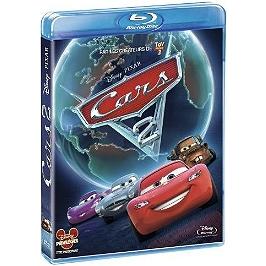 Cars 2, Blu-ray