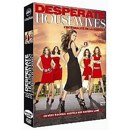 Coffret desperate housewives, saison 7, Dvd