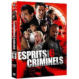 Coffret esprits criminels, saison 6, Dvd