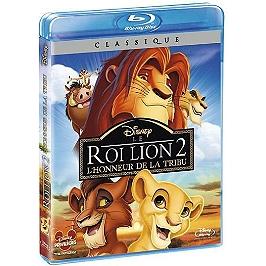 Le roi lion 2 : l'honneur de la tribu, Blu-ray