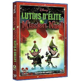 Lutins d'élite: mission Noêl, Dvd