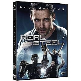 Real steel, Dvd