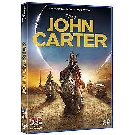 John Carter, Dvd