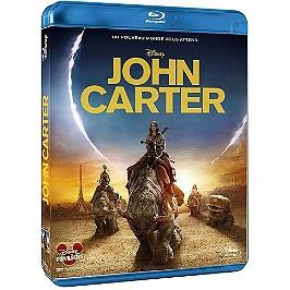 John Carter, Blu-ray