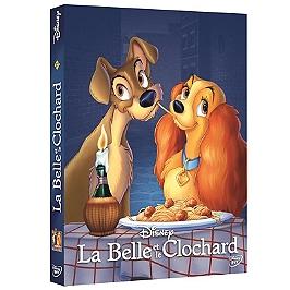 La belle et le clochard, Dvd