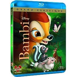 Bambi, Blu-ray