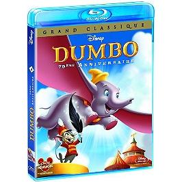 Dumbo, Blu-ray