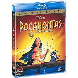 Pocahontas, Blu-ray
