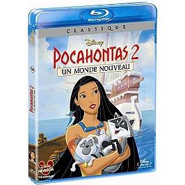 Pocahontas 2 : un monde nouveau, Blu-ray