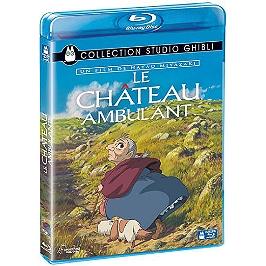 Le château ambulant, Blu-ray