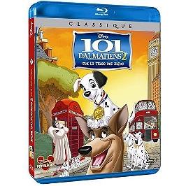 101 dalmatiens 2 : sur la trace des héros, Blu-ray
