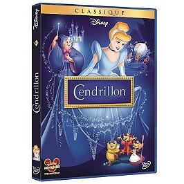 Cendrillon, Dvd