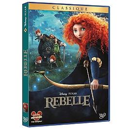 Rebelle, Dvd