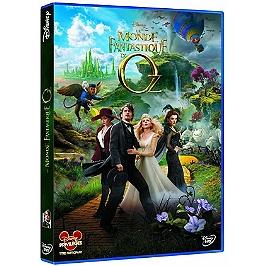 Le monde fantastique d'Oz, Dvd