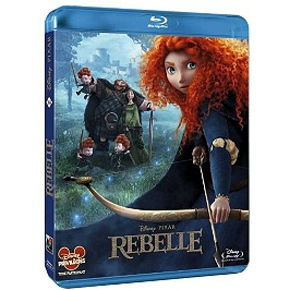 Rebelle, Blu-ray