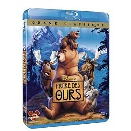 Frère des ours, Blu-ray