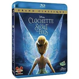 Clochette et le secret des fées, Blu-ray