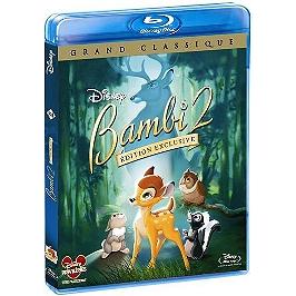 Bambi 2, Blu-ray