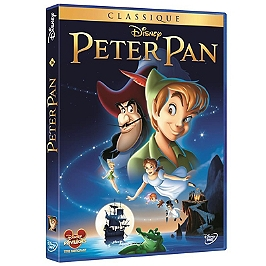 Peter Pan, Dvd