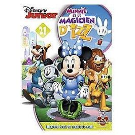 La maison de Mickey : Minnie et le magicien d'Izz, Dvd