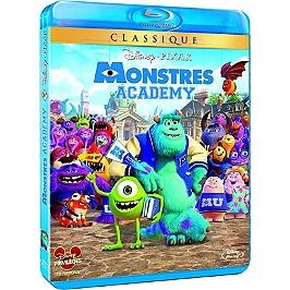 Monstres academy, Blu-ray