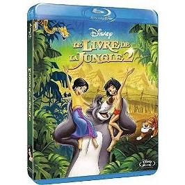 Le livre de la jungle 2, Blu-ray