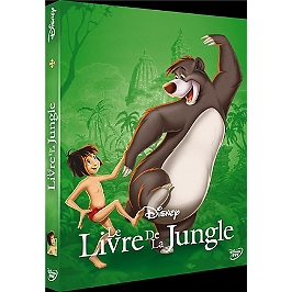 Le livre de la jungle, Dvd