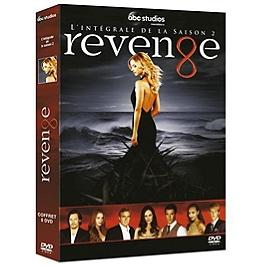 Coffret revenge, saison 2, Dvd