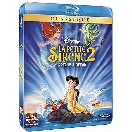 La petite sirène 2 : retour à l'océan, Blu-ray