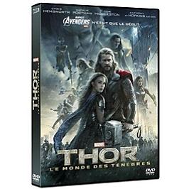 Thor 2 : le monde des ténèbres, Dvd