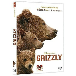 Grizzly, Dvd