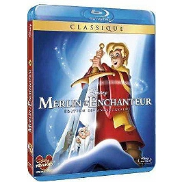 Merlin l'enchanteur, Blu-ray