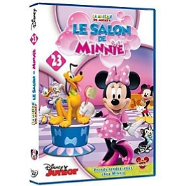 La maison de Mickey, vol. 23 : le salon de Minnie, Dvd
