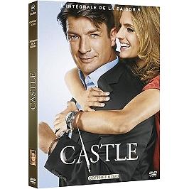 Coffret Castle, saison 5, Dvd