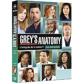 Grey's anatomy, saison 9, Dvd
