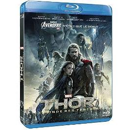 Thor 2 : le monde des ténèbres, Blu-ray