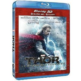 Thor 2 : le monde des ténèbres, Blu-ray 3D