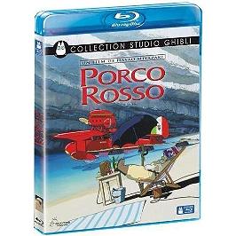Porco Rosso, Blu-ray