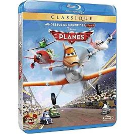 Planes, Blu-ray