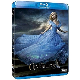Cendrillon, Blu-ray