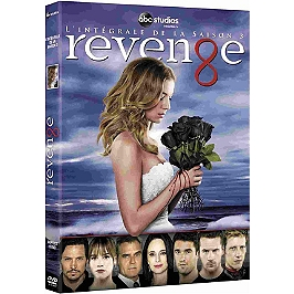 Coffret revenge, saison 3, Dvd