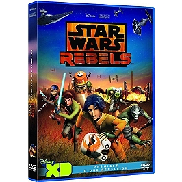 Star wars rebels, prémices d'une rébellion, Dvd