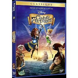 Clochette et la fée pirate, Dvd