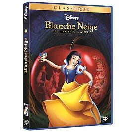 Blanche Neige et les sept nains, Dvd