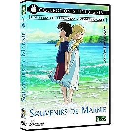 Souvenirs de Marnie, Dvd