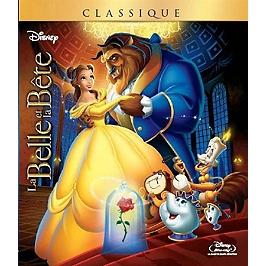 La belle et la bête, Blu-ray