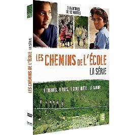 Les chemins de l'école, la série, Dvd