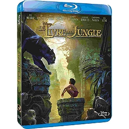Le livre de la jungle, Blu-ray